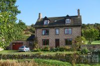 New Mills Holiday Cottage in Northumberland National Park