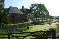 New Mills Holiday Cottage in the Scottish Borders